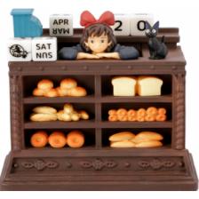 Ghibli - Kiki's Delivery Service - Perpetual Calendar