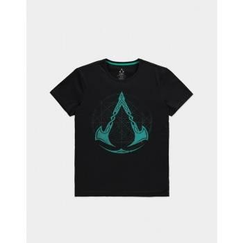 Assassin's Creed Valhalla - Crest Grid - Men's T-shirt