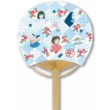 Ghibli - Spirited Away - Fan Diamond Check