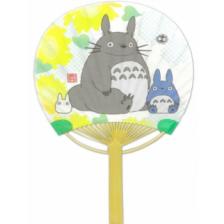Ghibli - My Neighbor Totoro - Fan Totoro & Sunflower