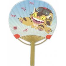 Ghibli - My Neighbor Totoro - Fan Catbus & Dragonfly