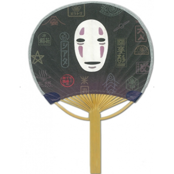Ghibli - Spirited Away - Fan No Face & Signboard