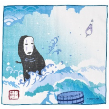 Ghibli - Spirited Away - Mini Towel