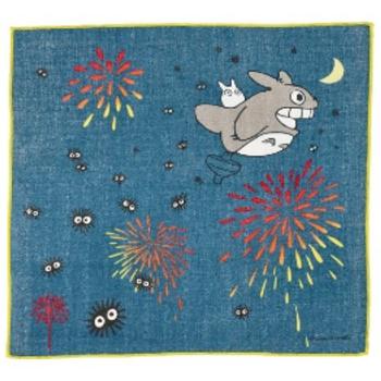 Ghibli - My Neighbor Totoro - Mini Towel Firework