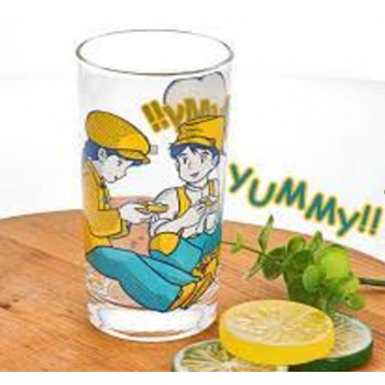 Ghibli - Castle in the Sky - Glas Vintage Collection - Yummy!