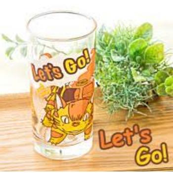 Ghibli - My Neighbor Totoro - Glas Vintage Collection - Let's Go!