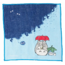 Ghibli - My Neighbor Totoro - Handkerchief It will rain