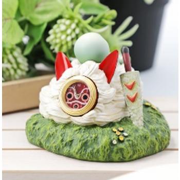 Ghibli - Princess Mononoke - Table Clock San Mask