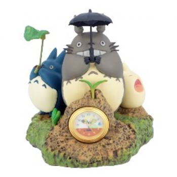 Ghibli - My Neighbor Totoro - Table Clock Dondoko Dance