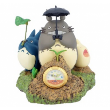 Ghibli - My Neighbor Totoro - Table Clock Dondoko Dance