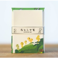 Ghibli - Princess Mononoke - Letter Writing Set