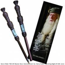 Harry Potter - Dumbledore Wand Pen and Bookmark