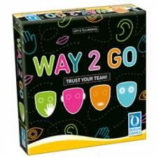 Way To Go - EN/DE/FR/NL