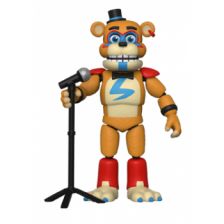 Funko Action Figure FNAF - Security Breach Glamrock Freddy Vinyl Figure