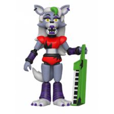 Funko Action Figure FNAF - Security Breach Roxanne Wolf Vinyl Figure