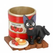 Ghibli - Kiki's Delivery Service - Diorama Jiji Breakfast