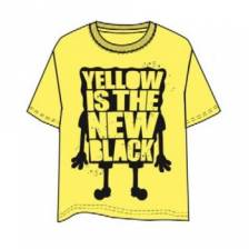 Spongebob Yellow is the new black T-Shirt
