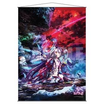 UP - Anime Wall Scroll No Game No Life Zero Shuvi