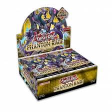 YGO - Phantom Rage - Booster Display (24 Packs)