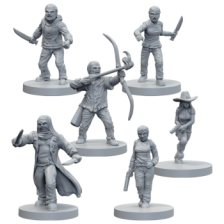 The Walking Dead: The Whisperers Faction Pack