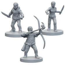 The Walking Dead: The Whisperers Booster