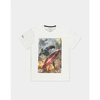 Avengers - Captain America - Men's T-shirt