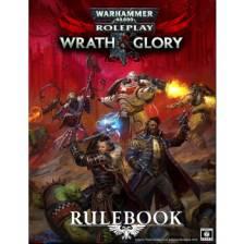 Warhammer 40000 Roleplay Wrath & Glory Rulebook
