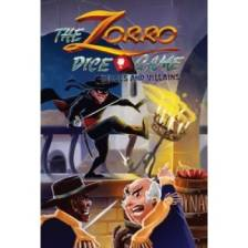 Zorro Dice Game: Heroes and Villains