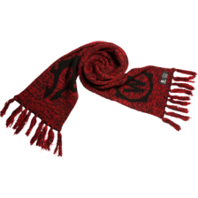 World of Warcraft Horde Fringed Scarf