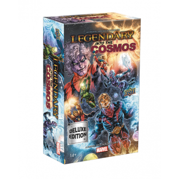 Legendary: A Marvel Deck Building Game Deluxe Expansion -Into the Cosmos