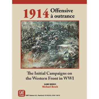 1914, Offensive ? outrance
