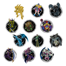 YuGiOh! Mystery Pin Badges CDU of 12