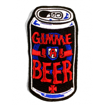 Gimme A Beer Patch