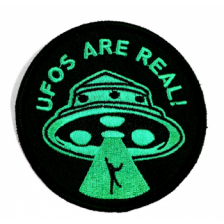 Ufos Are Real Patch