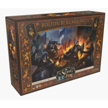 A Song of Ice & Fire - Bolton Blackguards (Rohlinge von Haus Bolton) - DE/SP/FR