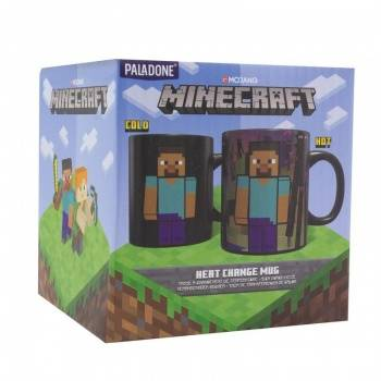 Minecraft - Enderman Heat Change Mug