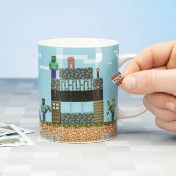 Minecraft - Build a Level Mug
