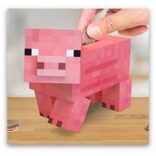 Minecraft - Pig Money Bank BDP