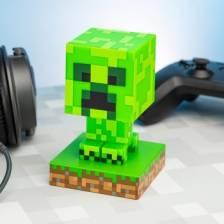 Minecraft - Creeper Icon Light BDP