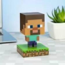 Minecraft - Steve Icon Light BDP
