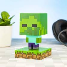 Minecraft - Zombie Icon Light BDP