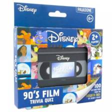 90s Disney Trivia Quiz