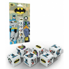 Batman Dice Set