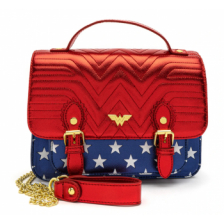 Wonder Woman International Womens Day Crossbody