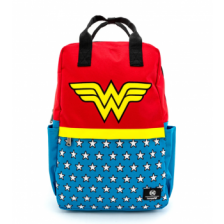 Wonder Woman Vintage Nylon Square Backpack
