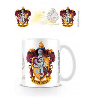 Pyramid Everyday Mugs - Harry Potter (Gryffindor Crest)