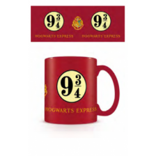Pyramid Everyday Mugs - Harry Potter (Platform 9 3/4 Hogwarts Express)