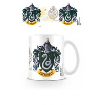 Pyramid Everyday Mugs - Harry Potter (Slytherin Crest)