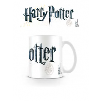 Pyramid Everyday Mugs - Harry Potter (Logo)