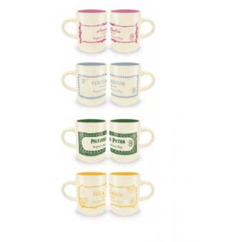 Pyramid Espresso Mug Sets - Harry Potter (Potions Collection)